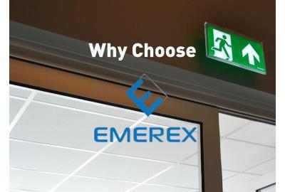 Emerex Emergency & Exit Lighting