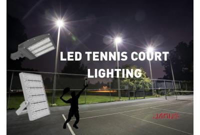 Tennis Court Lighting