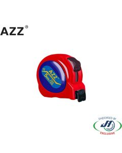AZZ Tape Measure Red 5m