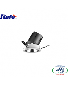 Rafe 9W Dimmable Spotlight 3000K 90mm Cut-out