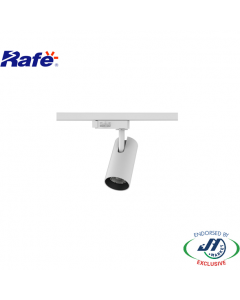 Rafe 12W Track Light Dimmable 3000K WH