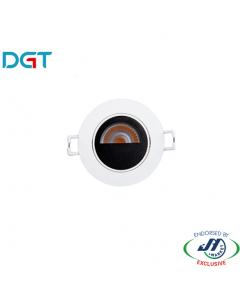 DGT LED Spotlight 10W 4000K 24D - MQ1222 75mm