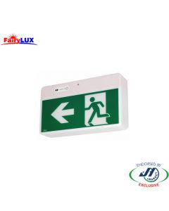 FairyLux Surface Mounting Box Exit Light