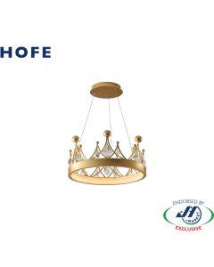 HOFE Crown Chandelier 400mm