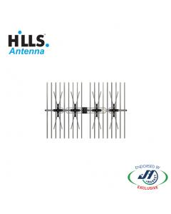 HILLS DY6 UHF/VHF/FM/DAB Antenna