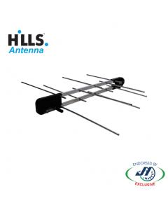 HILLS TRU-BAND VHF Silver Bullet 4G Filter Antenna
