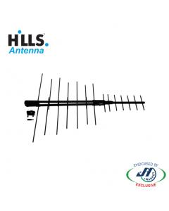 HILLS TRU-BAND Black Arrow 4G Antenna UHF/VHF
