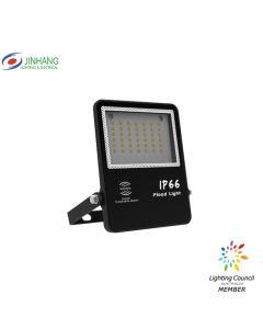 Jinhang 30W Floodlight V7 5000K Black with Sensor