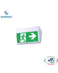 Emerex Delta LED Exit Light