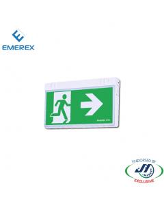 Emerex Wall&Ceiling Slim Exit Light