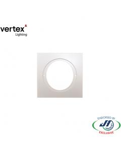 Vertex Single Grille White