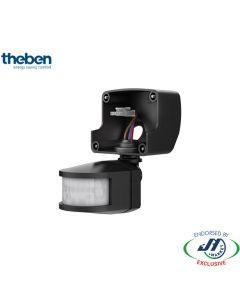 Theben 100W Floodlight Motion Sensor Black