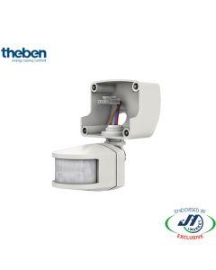 Theben 100W Floodlight Motion Sensor White