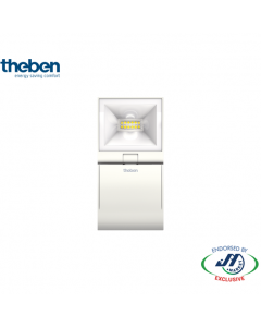 Theben 10W Spotlight Without Motion Detector 4000K WH