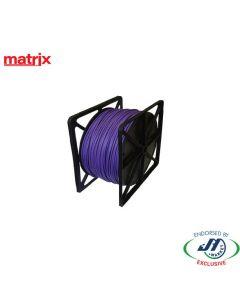 Matrix CAT6 UTP LAN Cable Purple 305M