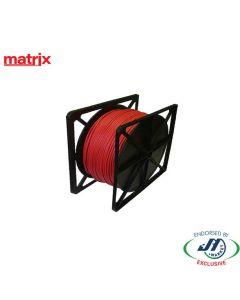 Matrix CAT6 UTP LAN Cable Red 305M