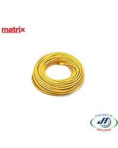 Matrix CAT6 UTP LAN Cable Yellow 305M