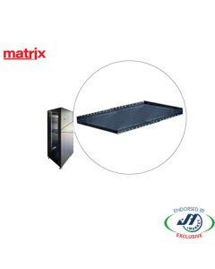 Matrix Fixed Shelf for 600mm Deep Floor Standing Cabinet 22RU-42RU