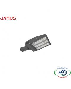 Janus 150W Shoe Box Floodlight 5000K