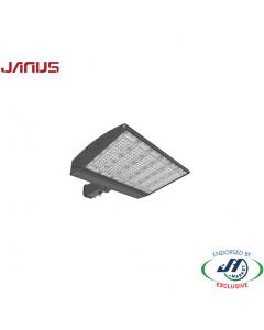 Janus 300W Shoe Box Floodlight 5000K