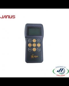 Janus Edge Solar Shoe Box Floodlight Remote Control