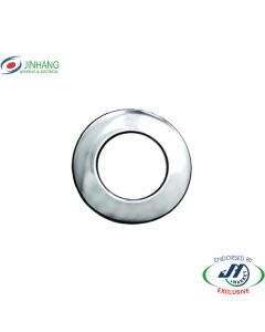 JinHang 90mm Chrome Ring for 12W All-In-One Downlight