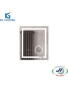KG 55W Mirror Light 6000K Anti-Fog 600*800