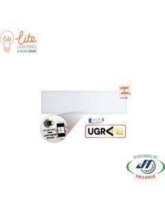 LiteLighting 40W LED Panel V2 4000K 1195x295 Kit