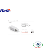 Rafe Power Connector WH
