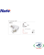 Rafe L Connector WH