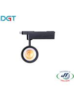 DGT Track Light 10W 3000K 24D Black - MD5311