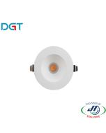 DGT Anti-glare Downlight MQ7383 14W 4000K 95mm