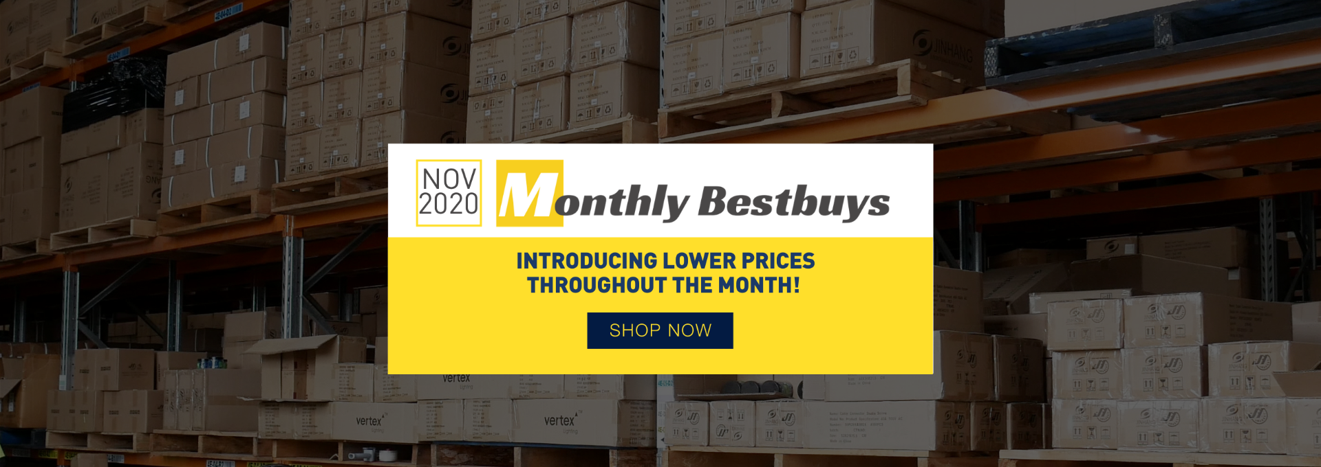 Monthly Best Buys